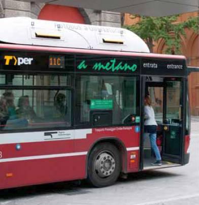 Bus Tper (foto d'archivio)