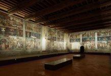 Il Salone dei Mesi di Palazzo Schifanoia (2020, photo credit: Henrik Blomqvist)