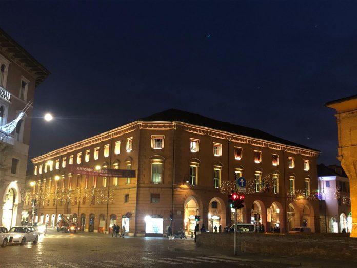 Teatro Comunale nuove luci
