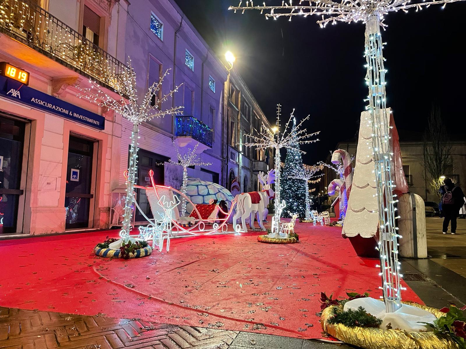 Villaggio Natale Massa Fiscaglia