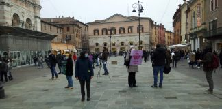 Extinction Rebellion Ferrara - 12/12/20