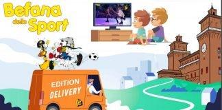 Befana dello sport delivery