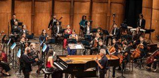 orchestra spettacolo baricco al Comunale di Ferrara