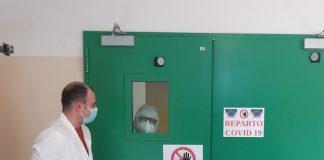 Ospedale di Cento reparto Covid
