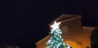 albero natale San Bartolomeo
