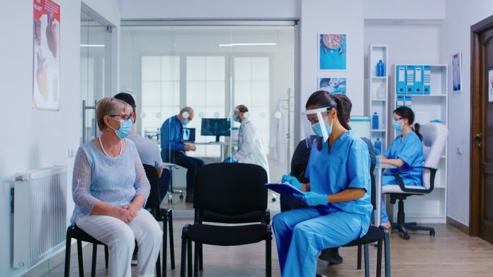 visita ambulatorio medico