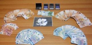 carabinieri codigoro cocaina
