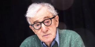 Woody Allen (frame dello spot Fice)