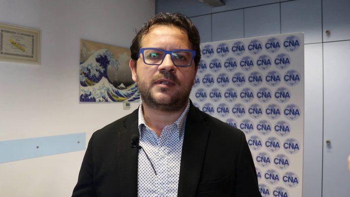 Lorenzo Folli, responsabile delle politiche sociali di Cna