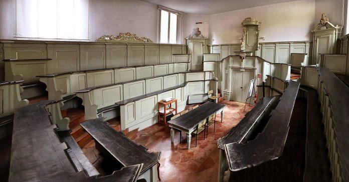 Teatro Anatomico di Palazzo Paradiso