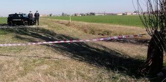 Luogo del ritrovamento omicidio cugini Benazzi (foto CC)