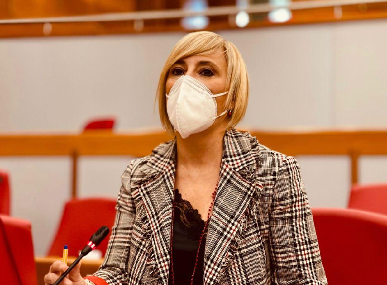 la consigliera regionale Francesca Marchetti