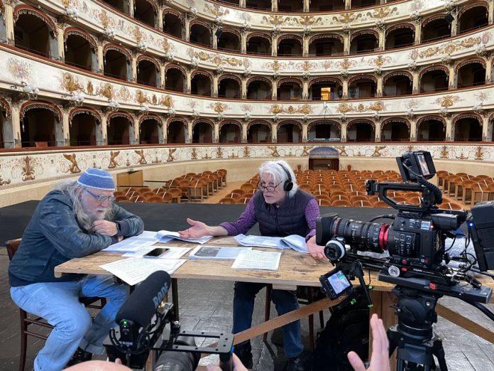 PASSIO CHRISTI. Ovadia e Placido al Teatro Comunale di Ferrara