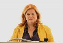 Tullia Bevilacqua, segretario regionale Emilia-Romagna dell'Ugl (foto E. Zanini)