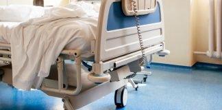 Letto di ospedale (foto repertorio Shutterstock.com)