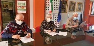 firma accordo Azienda USL e Medici di medicina Generale di Ferrara