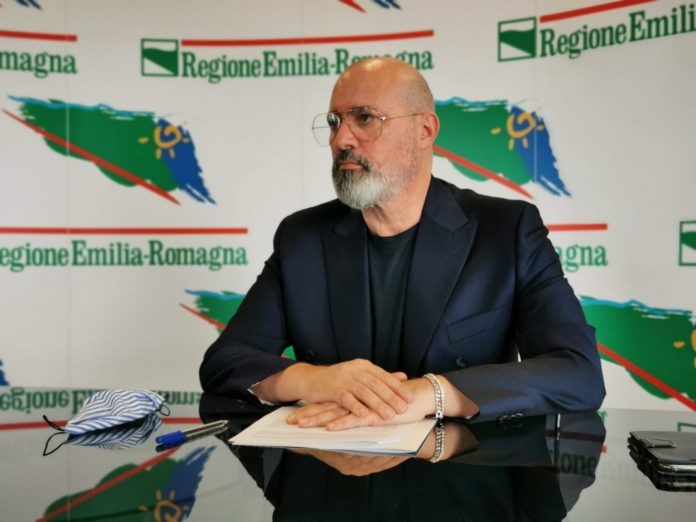 Il Presidente della Regione Emilia-Romagna Stefano Bonaccini (foto di repertorio)