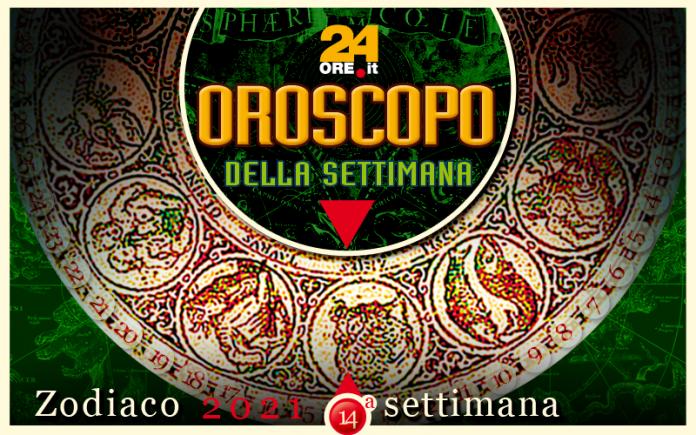 Oroscopo settimanale dal 7 al 13 aprile 2021